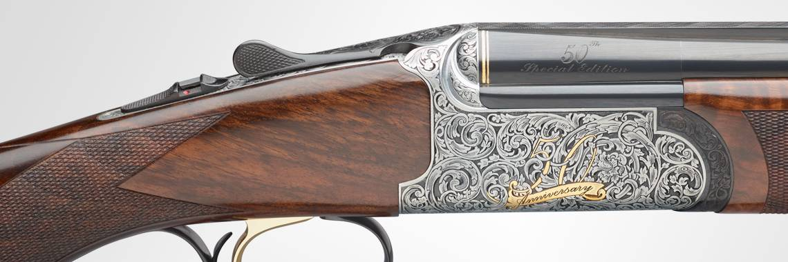 Rizzini 50th Anniversary Shotgun